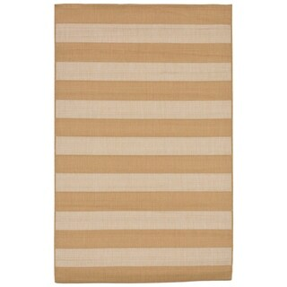 Broad Stripe Outdoor Rug - 3'3 x 4'11
