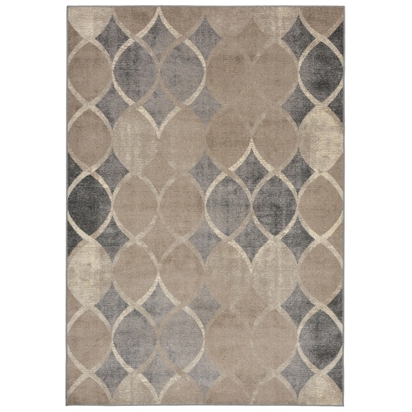 Lyrical Vine Rug - 1'11 x 2'11