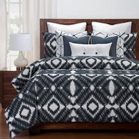 Revolution Plus Everlast Ink Blot Stain Resistant Duvet Set