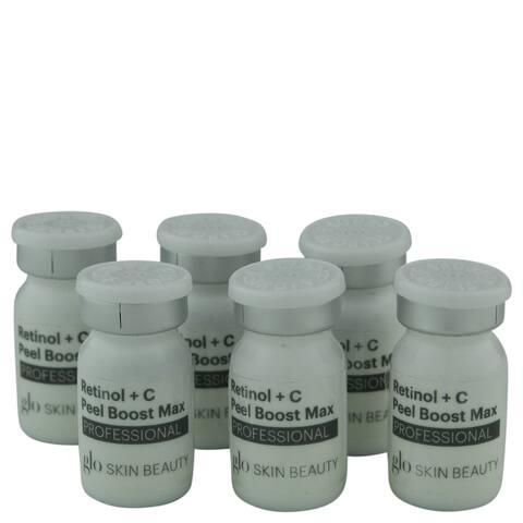 Glo Skin Beauty 4mL Retinol + C Peel Boost Max (Pack of 6)