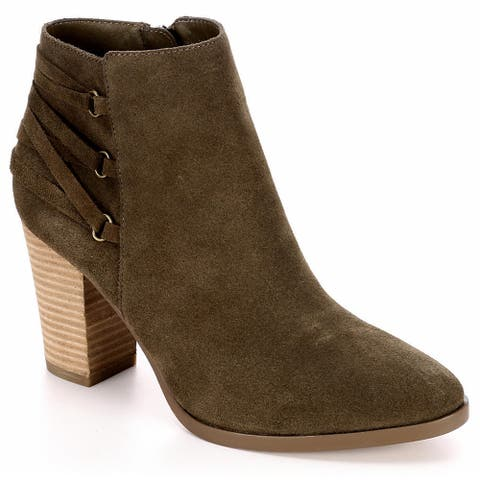 Michael by Michael Shannon Kelsey High Heel Ankle Bootie Shoes