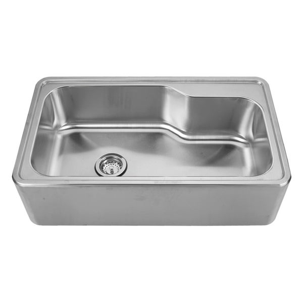Whitehaus Collection Noah X27 S Drop In A Front Sink