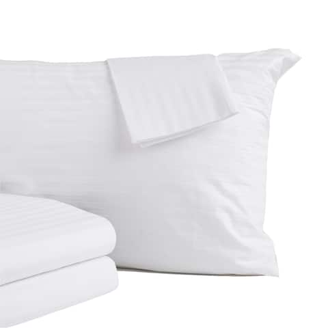Tamara Collection 4 Pack 500 Thread Count Allergy Free Pillow Protector