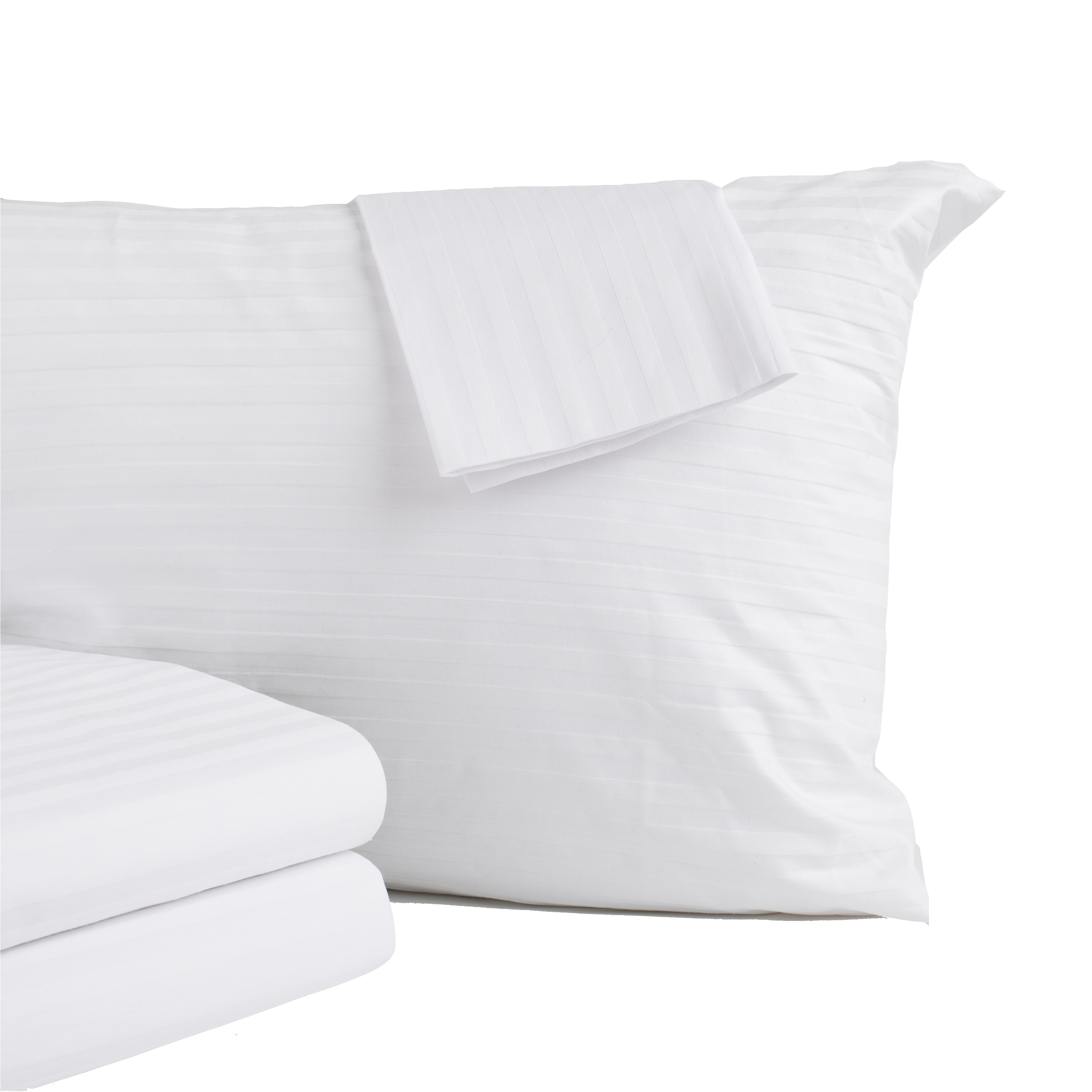 U Allergy Free Pillow Protector 2-pack Zippered 400thread Count 100/% Cotton