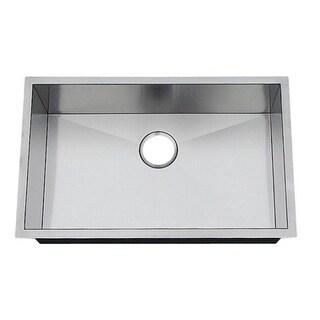 Artisan Pro Series 16 Gauge Single Bowl Stainless Steel sink