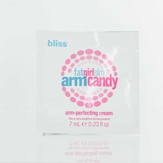 Bliss Fatgirlslim Skin Arm Candy 0.23-ounce Perfecting Cream