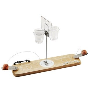 Black Series Wooden Basketball Shootout