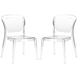 Poly and Bark Lucent Dining Side Chair (Set of 2)