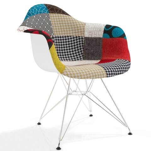 EdgeMod Padget Padded Arm Chair