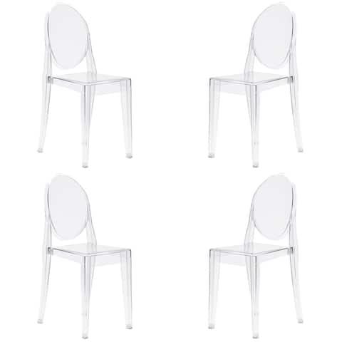Edgemod Burton Side Chair (Set of 4)
