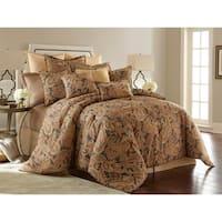 SK Venetian 3-piece Paisley Comforter Set