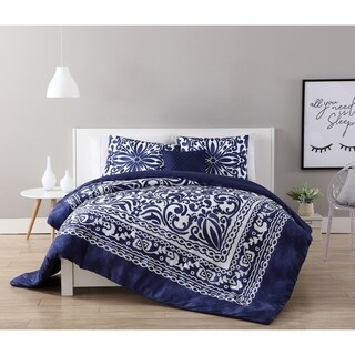 VCNY Home Eleanor 4-piece Comforter Set