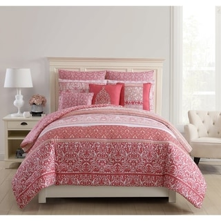 VCNY Home Royalty 8-piece Reversible Comforter Set