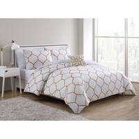 VCNY Home Ogee Comforter Set