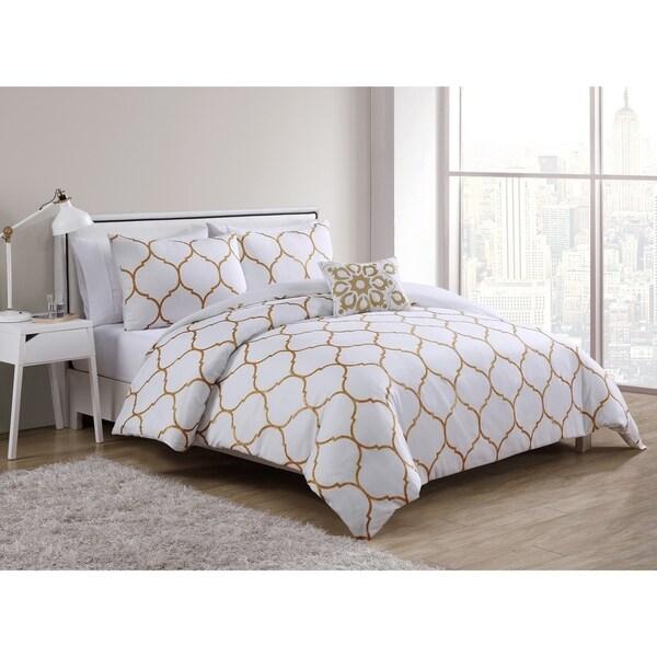 VCNY Home Ogee Comforter Set