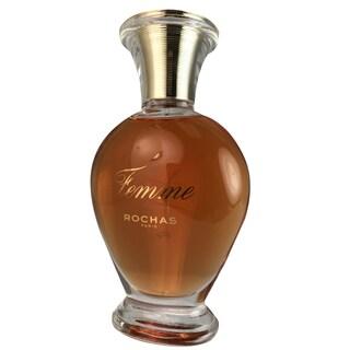 Rochas Femme Women's 3.3-ounce Eau de Toilette Spray (Tester)