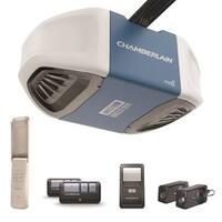 Chamberlain B510 1/2 Horsepower AC Belt Drive Garage Door Opener