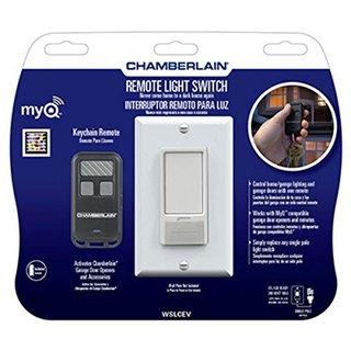 Chamberlain WSLCEV-P1 MyQ Interior Remote Light Switch