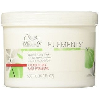 Wella Elements 16.9-ounce Reconstructing Mask Paraben Free