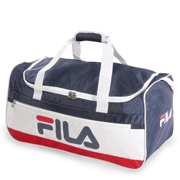 4d4a2c686c9d78 Shop Fila Baywood Medium Sports Duffel Bag - Free Shipping On Orders ...