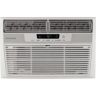 Frigidaire FFRA0822R1 - 8,000 BTU Window-Mounted Room Air Conditioner - White