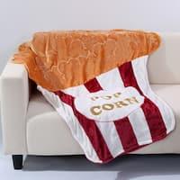 Berkshire Blanket Better Living Popcorn Toasty Tail Throw