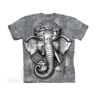 THE MOUNTAIN BIG FACE GANESH YOUTH T-SHIRT (2 options available)