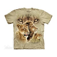 THE MOUNTAIN FIND 10 LIONS YOUTH T-SHIRT