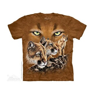 THE MOUNTAIN FIND 10 COUGARS YOUTH T-SHIRT