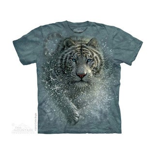 THE MOUNTAIN WET & WILD YOUTH T-SHIRT
