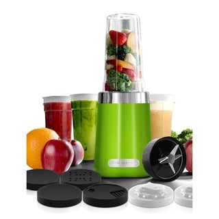 Big Boss 15 Piece 600 Watt Personal Countertop Electric Blender