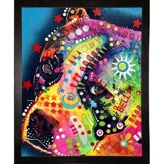 "Bella Framed Print 6""x5.5"" by Dean Russo"