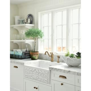 Whitehaus Collection Fireclay Reversible Sink|https://ak1.ostkcdn.com/images/products/18544711/P24650357.jpg?impolicy=medium