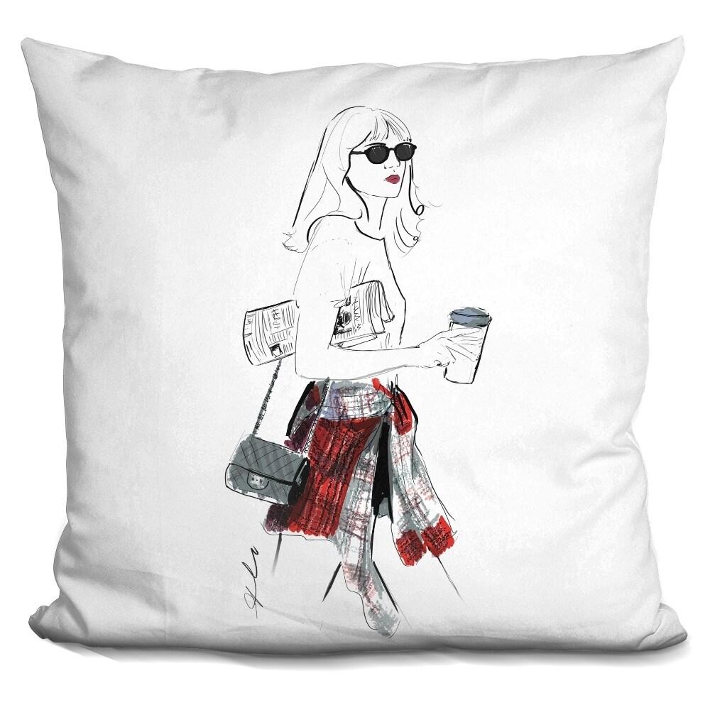 LiLiPi The Alexa Decorative Accent Throw Pillow