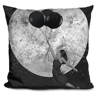 Lilipi Women Are From Venus Decorative Accent Throw Pillow