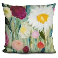 Lilipi Hand In Hand Decorative Accent Throw Pillow
