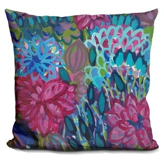 Lilipi Karma Decorative Accent Throw Pillow