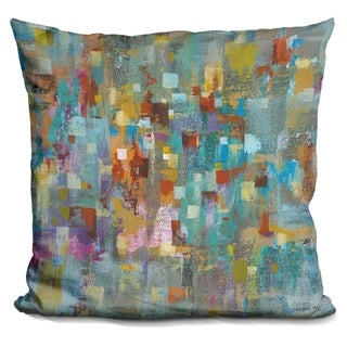 Lilipi Confetti Decorative Accent Throw Pillow