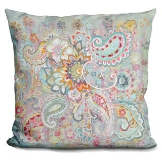 Lilipi Boho Japonais Decorative Accent Throw Pillow