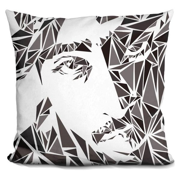 Lilipi Tupac Ii Decorative Accent Throw Pillow