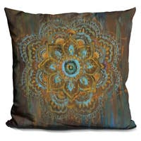 Lilipi Bombay Bohemian Decorative Accent Throw Pillow