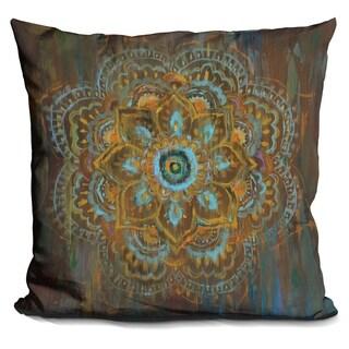 Lilipi Bombay Bohemian Decorative Accent Throw Pillow