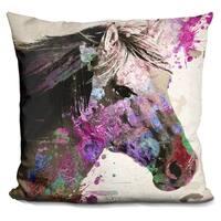 Lilipi Storm Decorative Accent Throw Pillow
