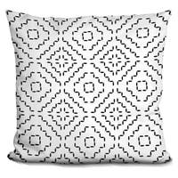 Lilipi Pattern 1 Decorative Accent Throw Pillow