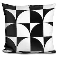Lilipi Pattern 6 Decorative Accent Throw Pillow