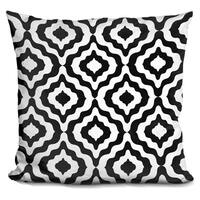 Lilipi Pattern 7 Decorative Accent Throw Pillow