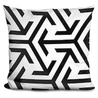 Lilipi Pattern 5 Decorative Accent Throw Pillow