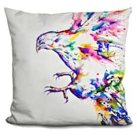 Lilipi Descent Decorative Accent Throw Pillow