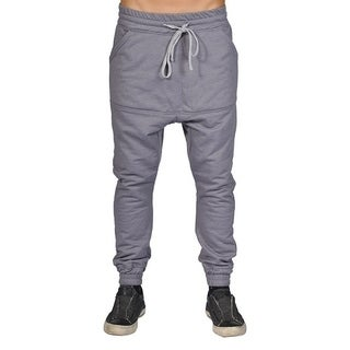 Men's Harem Trousers Hip Hop Nice Drop Jogger Light Purple