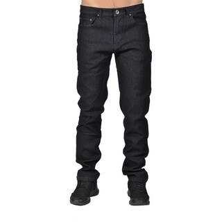 Dirty Robbers Mens Fashion Chino Denim Pants Black Denim (3 options available)